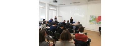 The first Workshop in the framework of the Visegrad Project