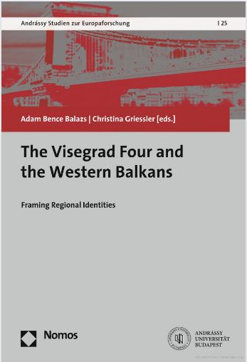 Book cover The Visegrad Four and the Western Balkans